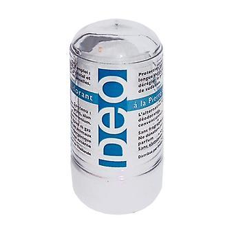 Mini crystal stick deodorant 60 ml of gel