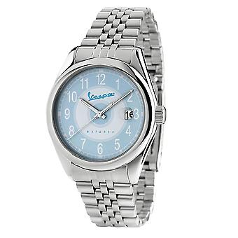 Vespa watch heritage va-he03-ss-04bl-gcm