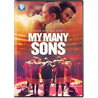 My Many Sons [DVD] USA import