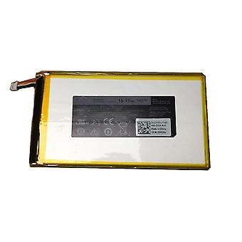 3.7v 15.17wh New Tablet Battery For Dell Venue