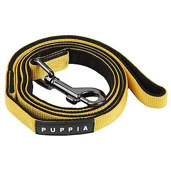 Puppia Two-Tone Yellow Strap (Dogs , Collars, Leads and Harnesses , Leads)