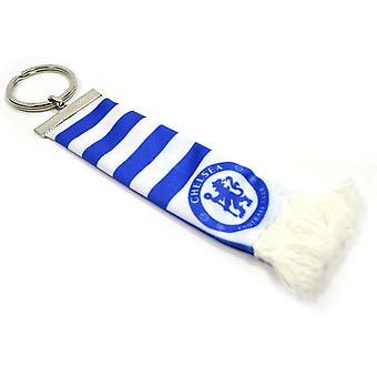 Chelsea FC Bar Scarf Nyckelring