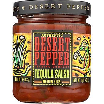 Desert Pepper Salsa Tequila, Case of 6 X 16 Oz