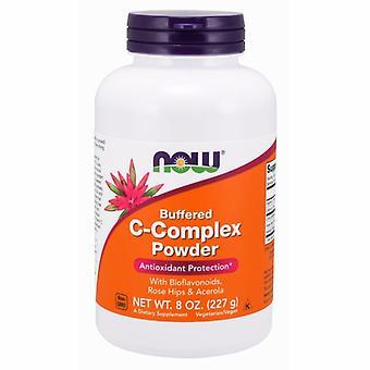 Nyt Elintarvikkeet VitaminC-Complex Powder, 8 Oz