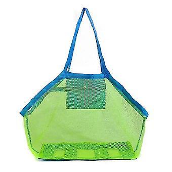 Beach Toy Mesh Bag, Classic Mesh Beach Toy Tote Bag