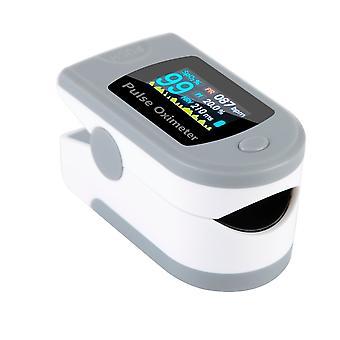 Led Screen Bluetooth Fingertip, Blood Oxygen Saturation Monitor, Pulse