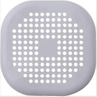 Firkantet badekar Drain Prop Hår Prop med sugekop nem at installere til badeværelse badekar Køkken