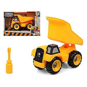 Tipper Truck Assembled 119046 Yellow