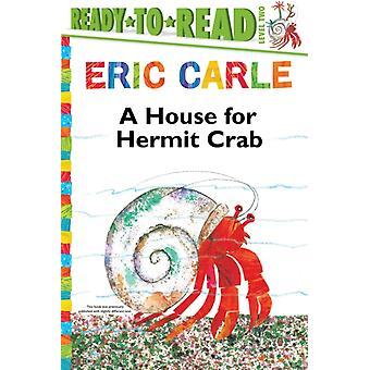 Ett hus för Eremit CrabReadyToRead av Eric Carle