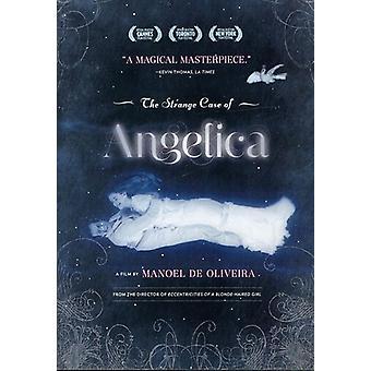 Strange Case of Angelica [DVD] USA import