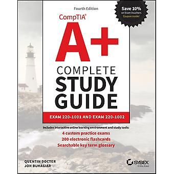 CompTIA A Complete Study Guide by Quentin DocterJon Buhagiar