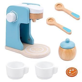 Kahve Makinesi Mutfak Seti Oyuncak