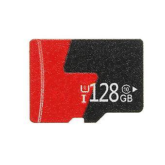 Tarjeta de memoria C10 U1 Micro TF de 128 GB con adaptador de tarjeta Convertidor TF a SD
