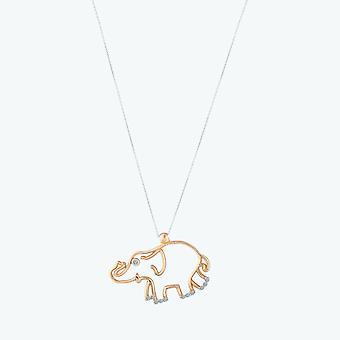 De Diamantketting van de olifant- Verrassing