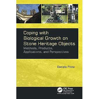 Coping with Biological Growth on Stone Heritage Objects Methods Products Applications and Perspectives