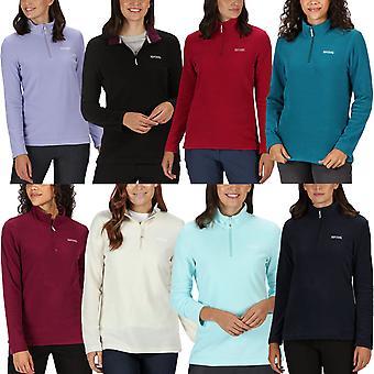 Regaty Womens Sweethart Lekki 1/2 Zip Outdoor Walking Fleece Sweter