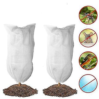 Plant herb growing kits plant antifreeze cover tree freeze protection case reusable with drawstring 80*120cm