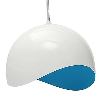 Rétro Eggshell Ceiling Lampshade Light