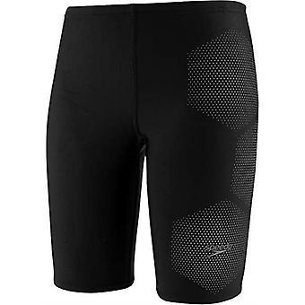 Speedo Junior Hexagonal Tech Platzierung Jammer Boys Badehose Shorts