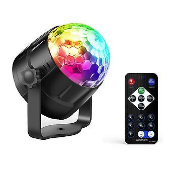 Mini Disco Ball Party Bühnenlichter LED Projektor Ausrüstung für Bühnenbeleuchtung
