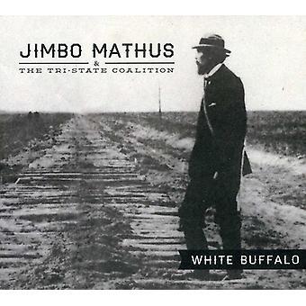 Jimbo Mathus & the Tri-State Coalition - White Buffalo [CD] USA import