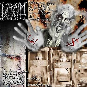 Napalm Death - Enemy of the Music Business/Leaders Not Follower [CD] USA import