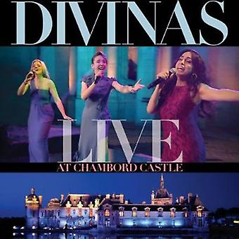 Divinas - Live at Chambord Castle [CD] USA import