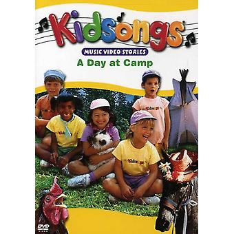 Kidsongs - Day at Camp [DVD] USA import