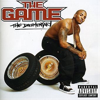 Game - Documentary [CD] USA import