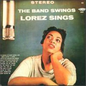 Lorez アレクサンドリア - バンド スイング Lorez 歌う [CD] USA 輸入