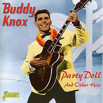 Buddy Knox - Party Doll & Other Hits [CD] USA import