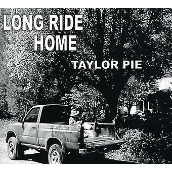 Taylor Pie - Long Ride Home [CD] USA import