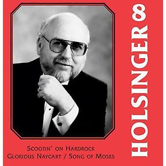 David R. Holsinger - The Symphonic Wind Music of David R. Holsinger, Vol. 8 [CD] USA import