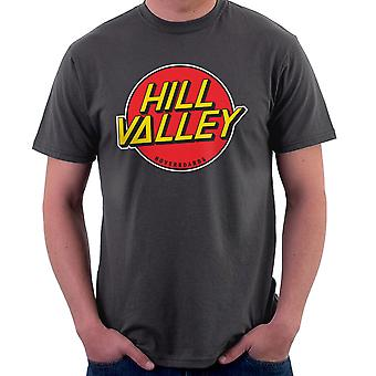Hill Valley Hoverboards retour vers le futur T-Shirt homme