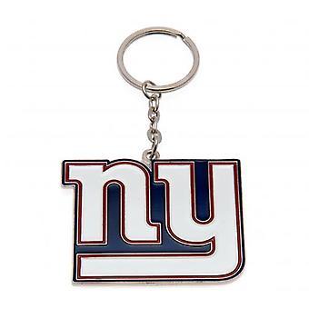 New York Giants Keyring