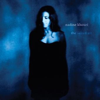 ナディーヌ Khouri - 塩空気 [CD] USA 輸入