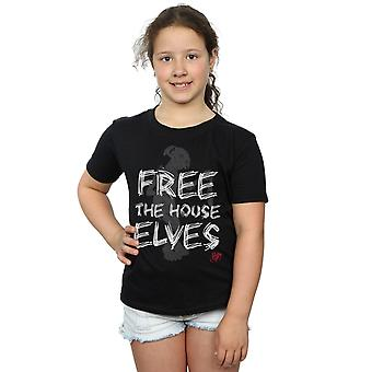 Harry Potter ragazze Dobby gratis la casa elfi t-shirt