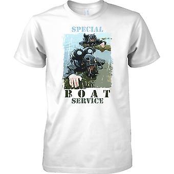 Spezieller Boot Service - UK-Special-Forces - Kinder T Shirt