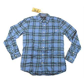 Jack and Jones ein Dek David Infinity Blue Casual Shirt