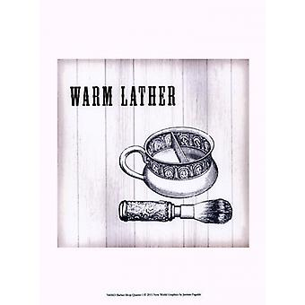 Barber Shop Quartet I Poster Print by Jarman Fagalde (10 x 13)