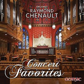 Andriessen / Chenault - Concert Favorites [CD] USA import