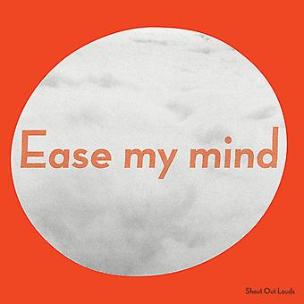 Shout Out Louds - Ease My Mind [Vinyl] USA import