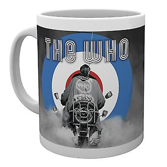 The Who Quadrophenia Mug