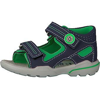 Ricosta Pepino Boys Manti Sandals Blue Green