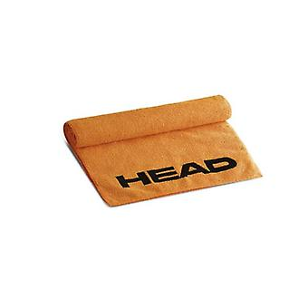 Head Swim Microfibre Towel Medium - Orange