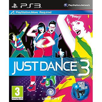 Just Dance 3 (PS3) - New