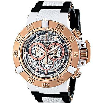 Invicta Men's Subaqua 0931 Chronograph Black, White Quartz Watch