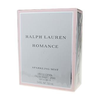ラルフローレンのロマンス ・ スパーク リング ・ ミスト オードトワレ 3.4 オンス/50 ml 限定