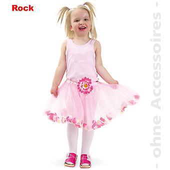 Blumen Tüllrock Kinder Fee Ballett Kostüm Rock Tutu Kinderkostüm