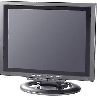 Renkforce 449238 LCD Monitor CCTV EEC: B (A - G) 30.48 cm 12 pollici 800 x 600 p Nero